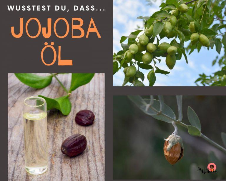 Jojobaöl für die Haarpflege
